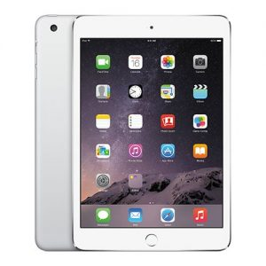 iPad Mini 3 Mail in Repair