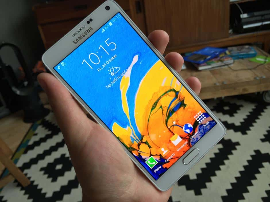 Handling Tips of the Large Screen Smartphones of Samsung