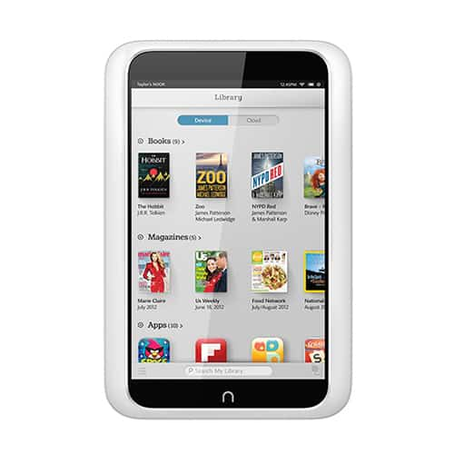 barnes noble nook repair