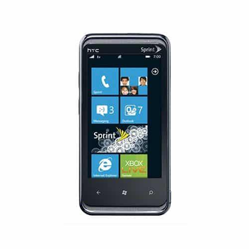 HTC 7 Pro Arrive Repair
