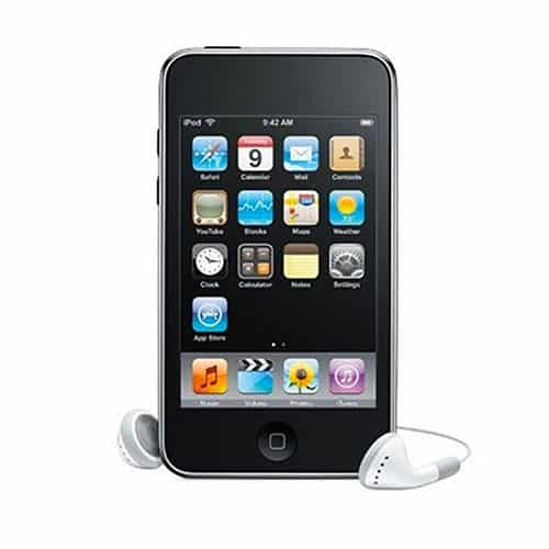 iPod Touch 2nd Gen Repair