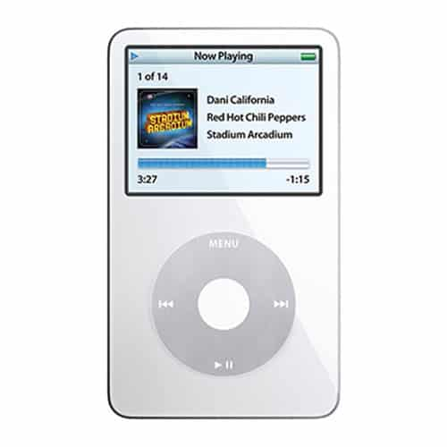 iPod Video 5th Gen Repair