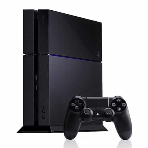 playstation gaming console