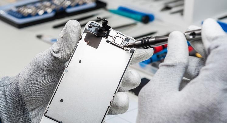 smart phone repair service