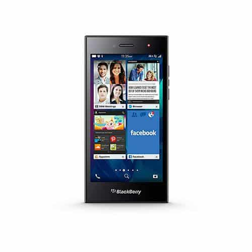 blackberry leap smart phone