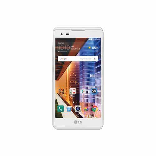 LG tribute smart phone