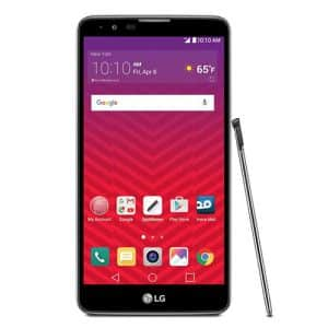 LG Stylo Mail in Repair