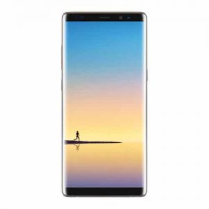 Samsung Note 8 mail in repair