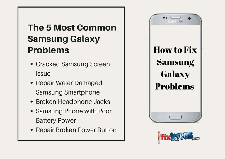 Samsung Galaxy Problems