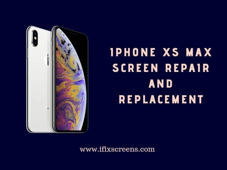 How to fix iPhone XS Max Screen Issues_