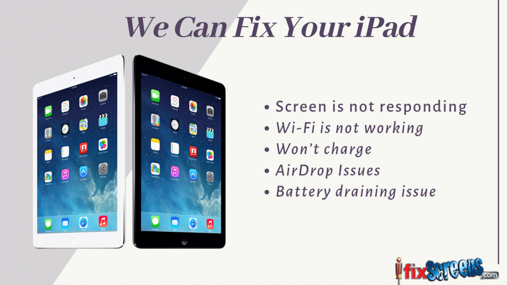 5 Common Apple iPad Problems and How to Fix Them