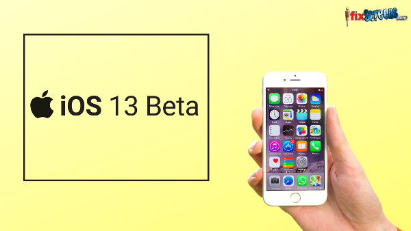 IOS 13 Release Date, Beta And Key Features – IFixScreens