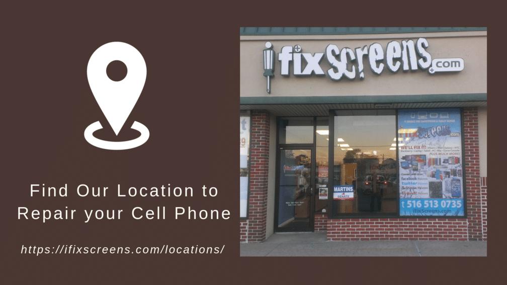 Cell phone Repair in New York| iPhone, Samsung, OnePlus, Google - IFixScreens