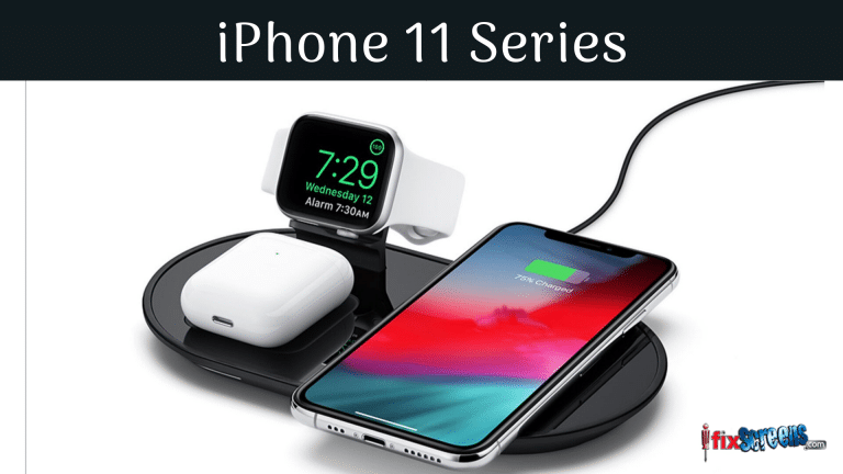 iPhone 11 reverse wireless charging