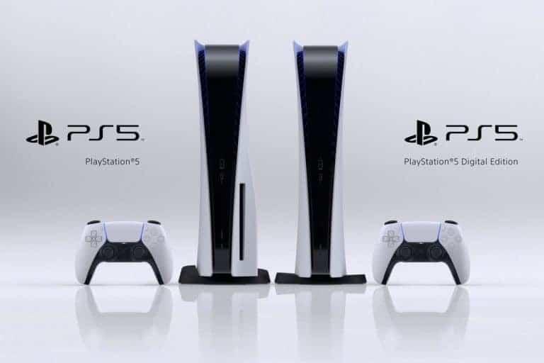 Sony PS5 models