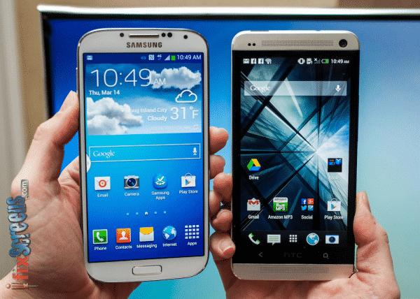 AMOLED VS. IPS LCD