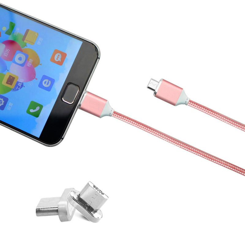 Fast Charging Magnetic USB Charging Cable iPhone Android