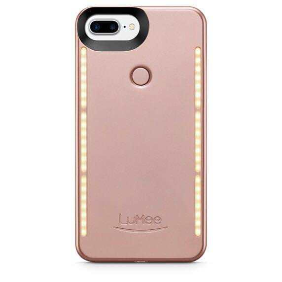 Luxury Lumee Case LED Light Flash Illuminated Selfie Lights Case for iPhone 6  7