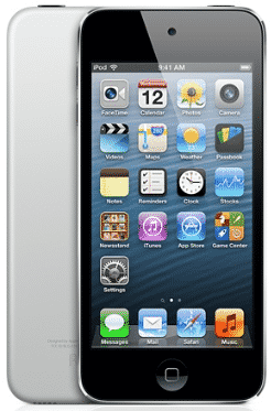ipod touch main