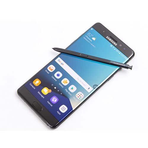 Samsung galaxy note 7 repair