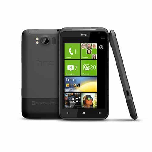 HTC Titan Repair