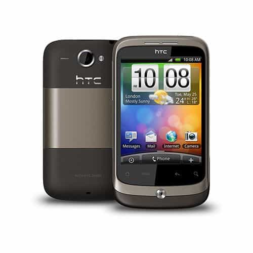 HTC Wildfire S Repair