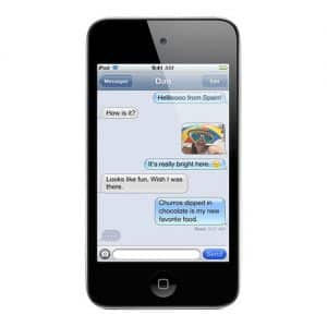 Apple ipod-touch-4