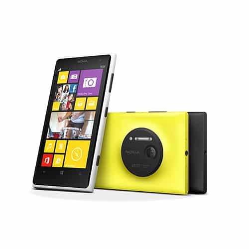 Nokia Lumina 1020 Repair