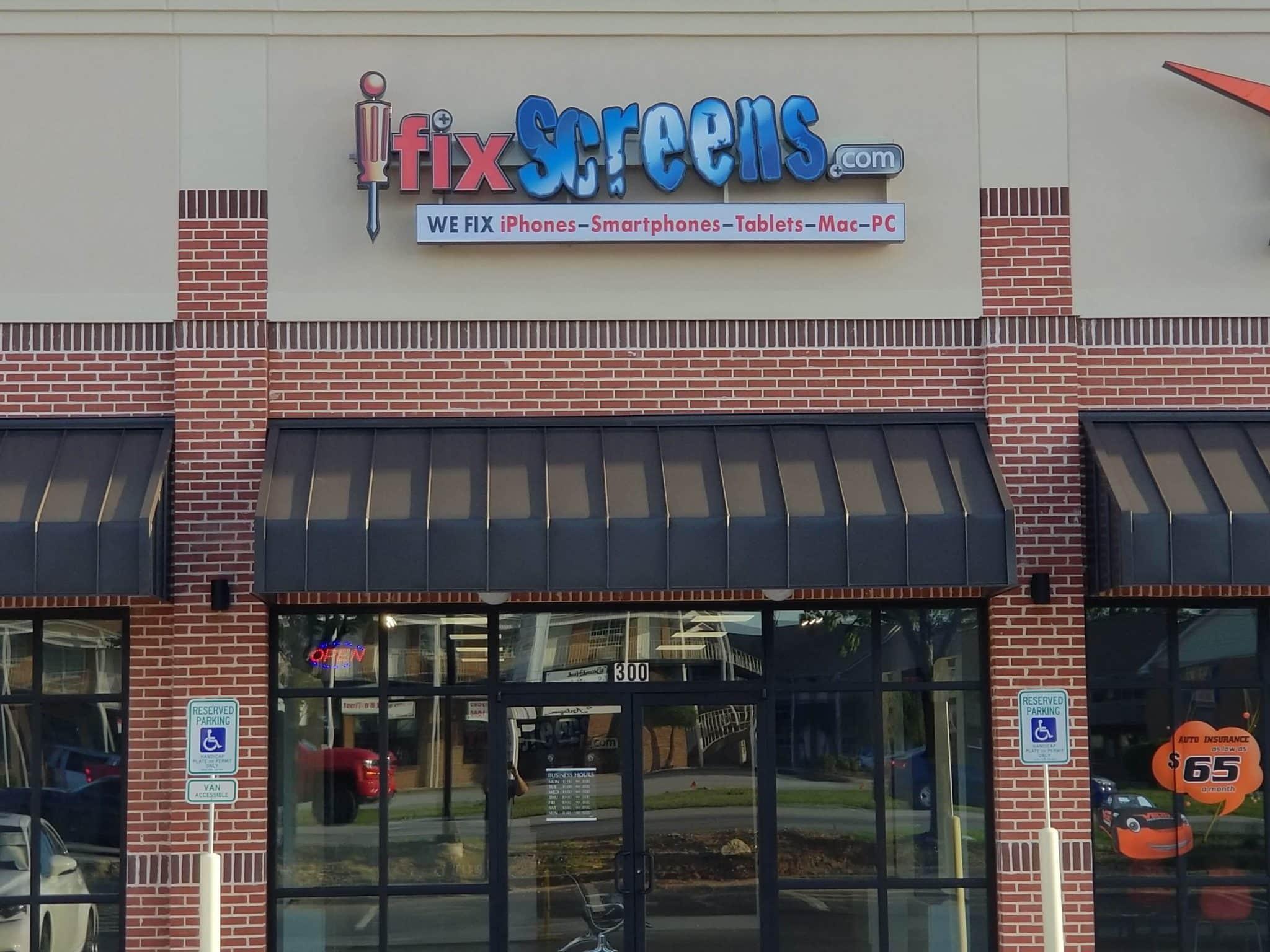 iFixScreens-Loganville repair center