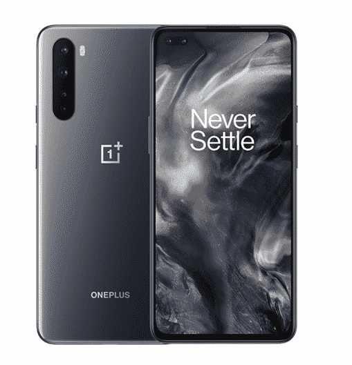 OnePlus Nord 5G ready smartphone