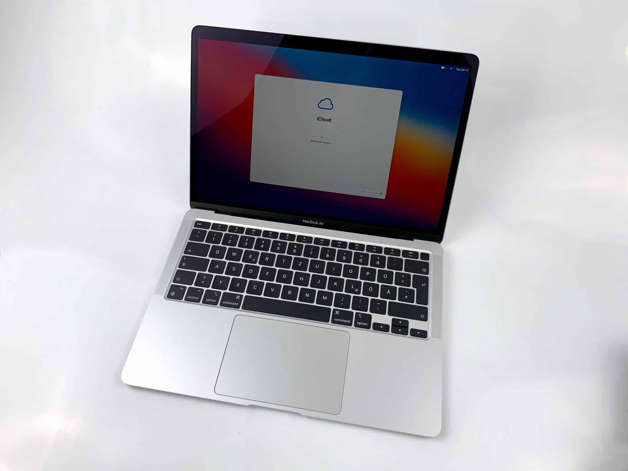 Issues with Macbook M1 Air