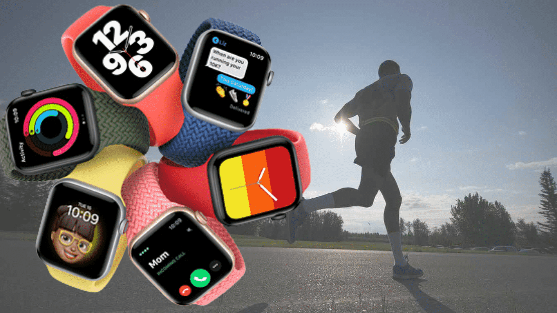 Top 5 Best Smartwatch and Fitness trackers.