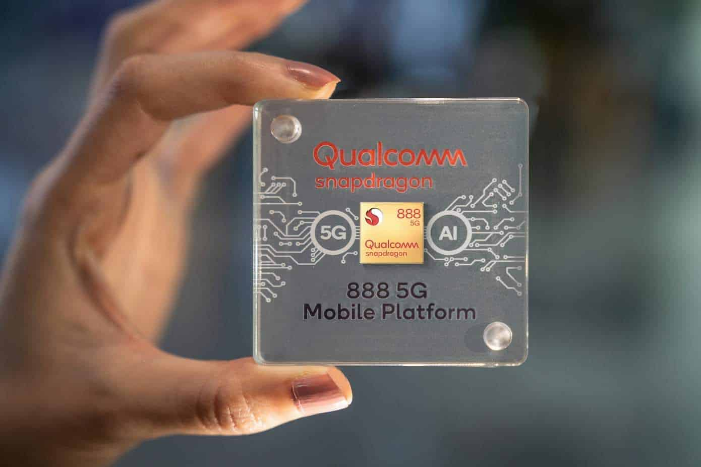 Qualcomm Snapdragon 888 AI and Machine Learning