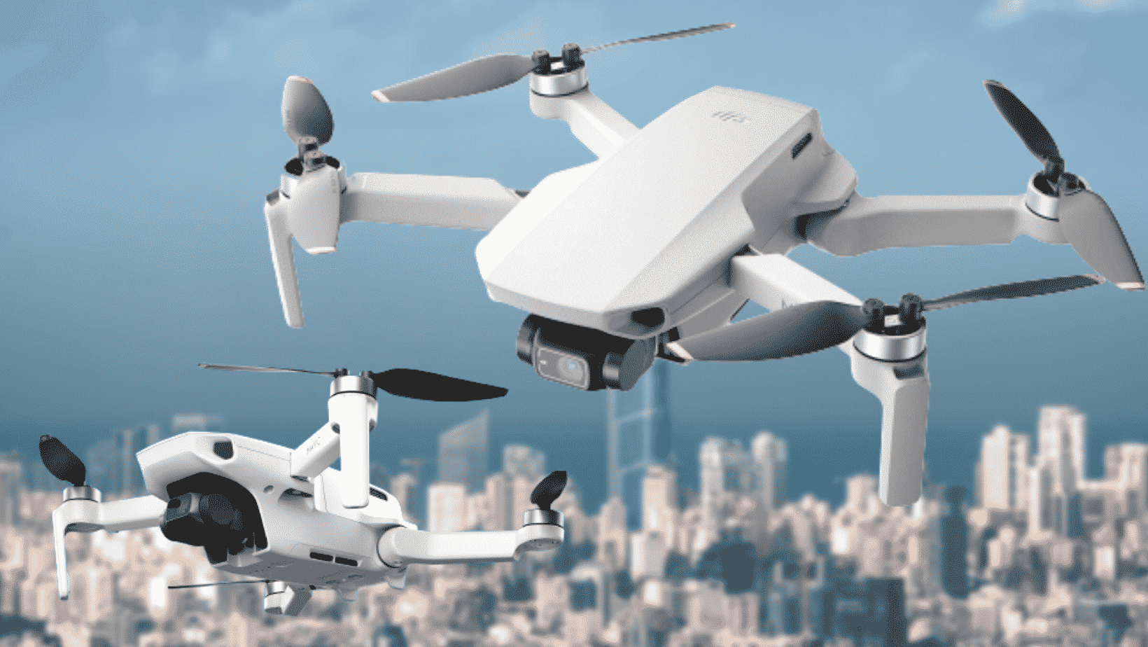 Top 5 Best Affordable Budget Drones 2021